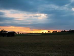 Franconian Sunset