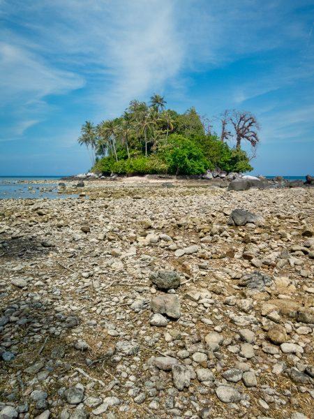 Sometimes an island