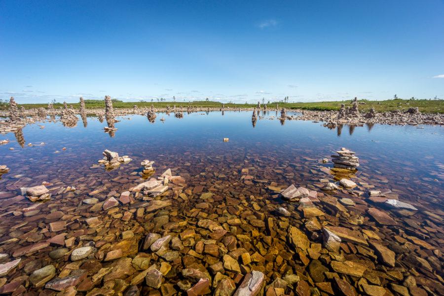 The Stone Lake